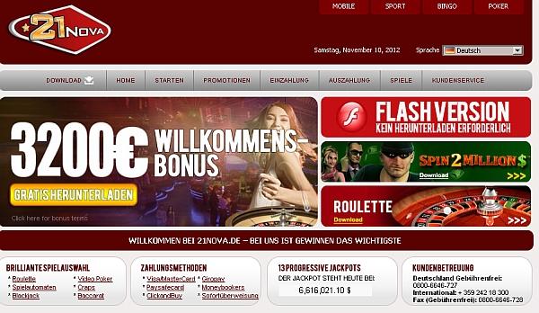 online casino deutschland erfahrung nova spielautomaten kostenlos spielen