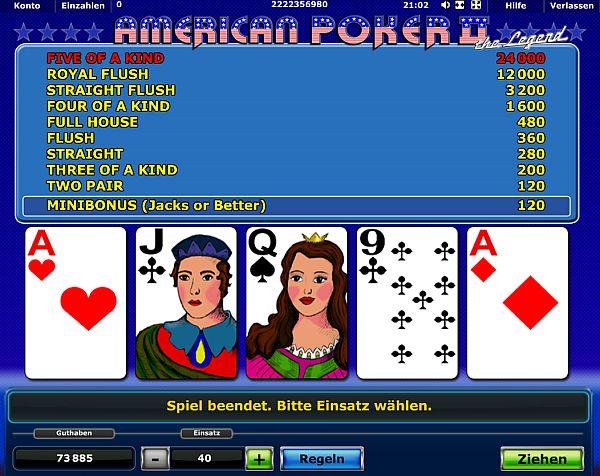 novoline kostenlos spielen american poker