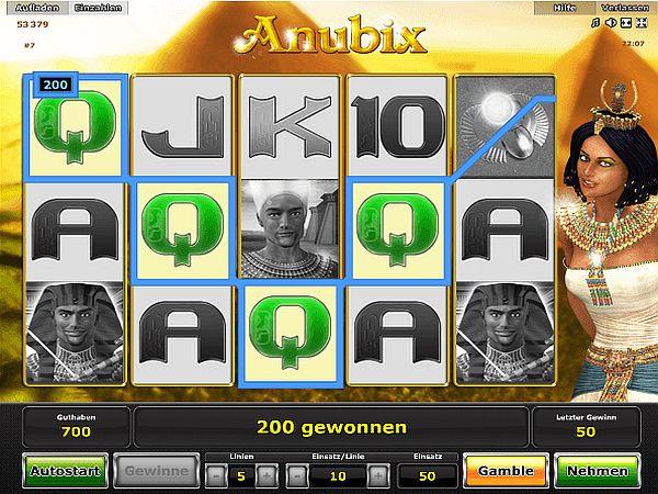 ägypten online casino