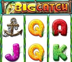 Big Catch spelautomat - Gratis Novomatic slotspel online