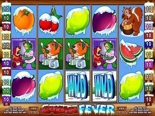 Cabin Fever Spielautomat