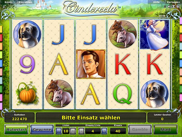 neues online casino spinderella