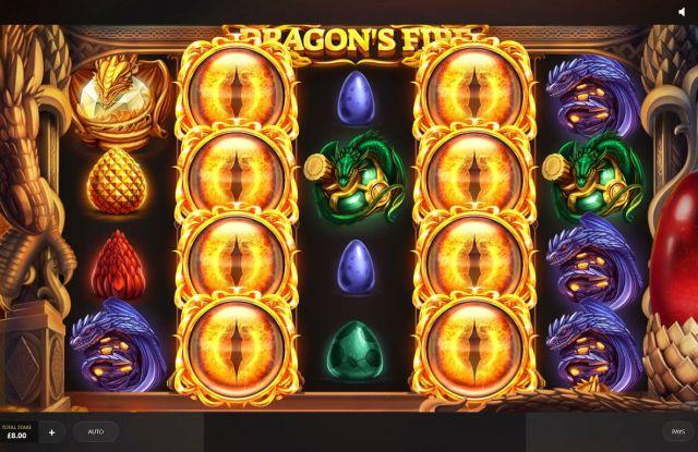Dragons Fire Spielautomat