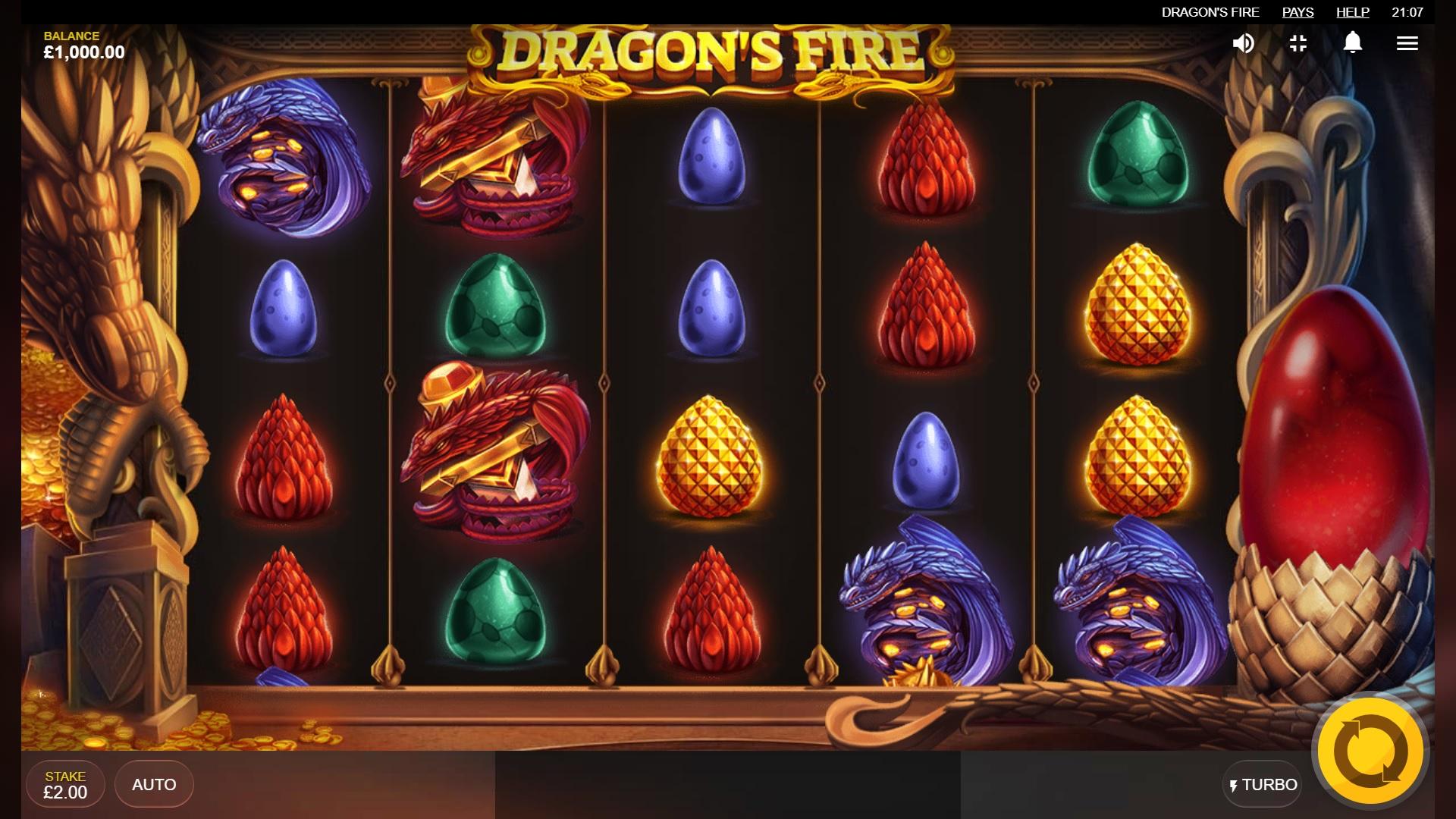 Dragons Luck Vorschau