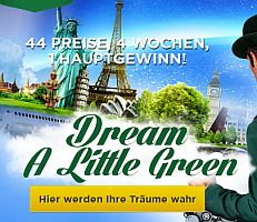 Dream a little Green