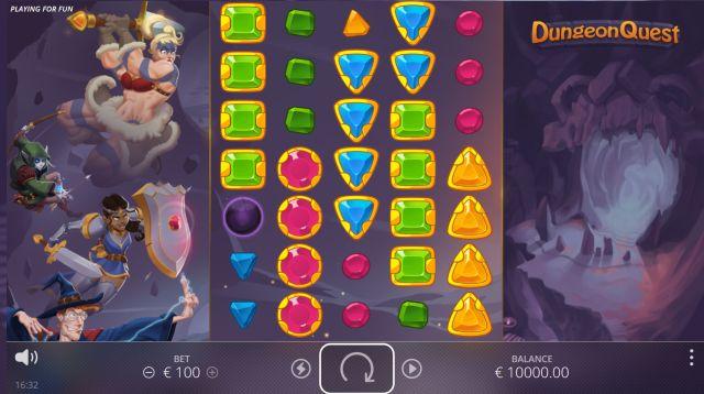 Dungeon Quest Vorschau