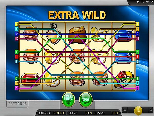 extra wild gratis spielen