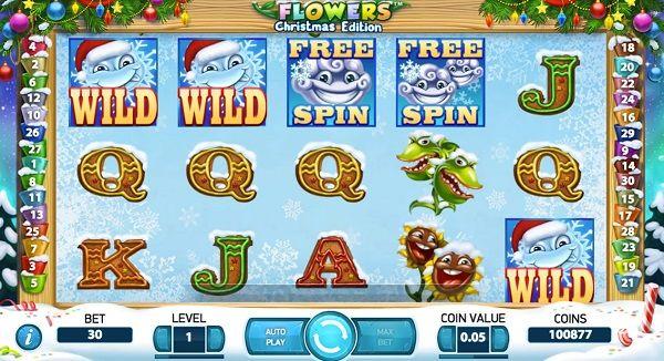 Flowers - Christmas Edition im Casino von Casumo spielen