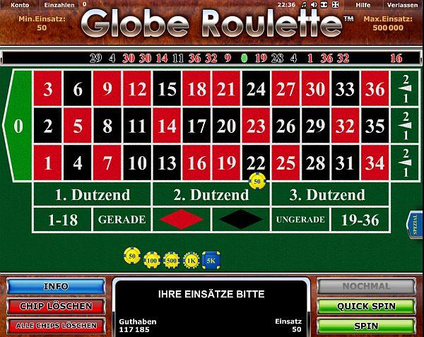 roulettes casino online online spiel kostenlos