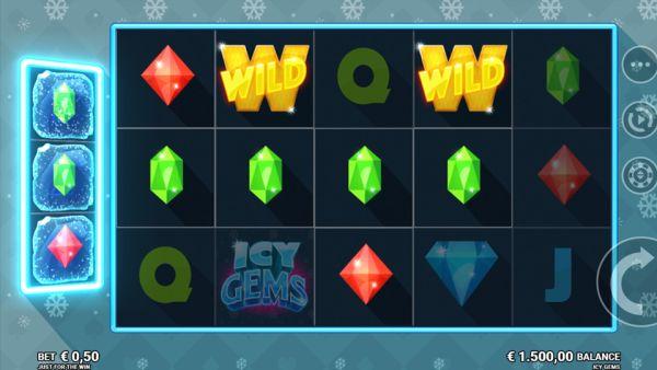 Icy Gems Slot Vorschau