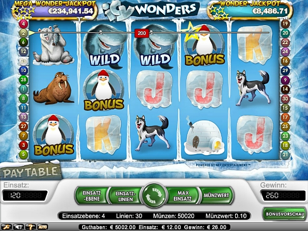 casino spielfunktionen