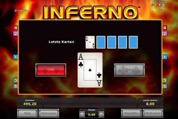 Inferno Vorschau