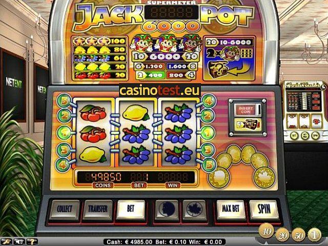 Net Entertainment slots - spil Netent spilleautomater online grati
