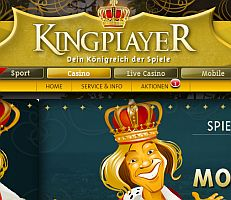 Kingplayer Casino