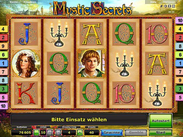 online casino novoline royal secrets
