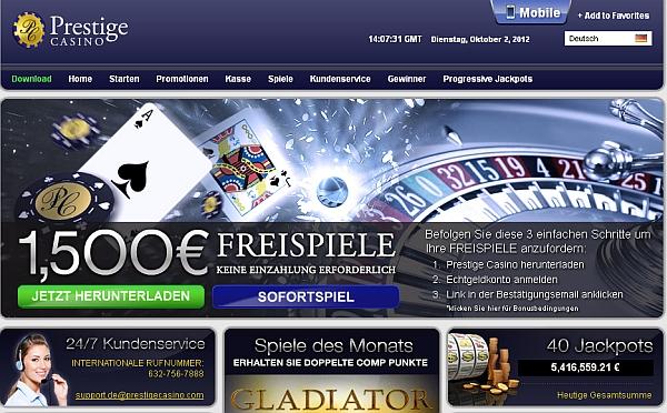 gratis casinosoftware
