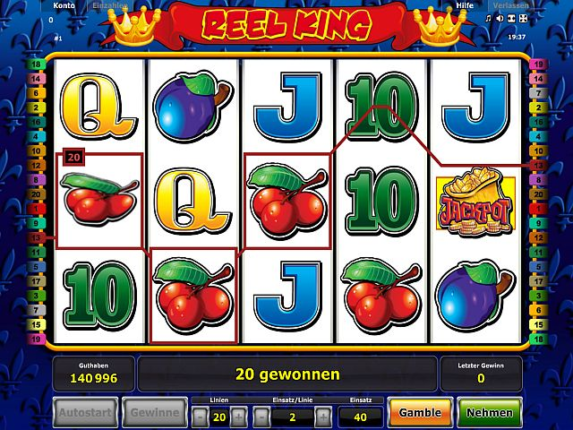 casino spielen online kostenlos reel king