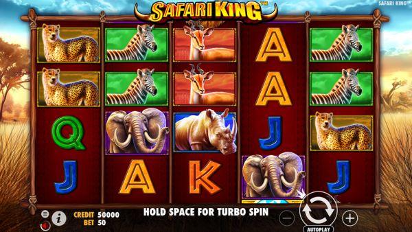 Safari King Vorschau