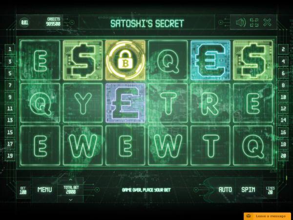 Satoshis Secret Vorschau