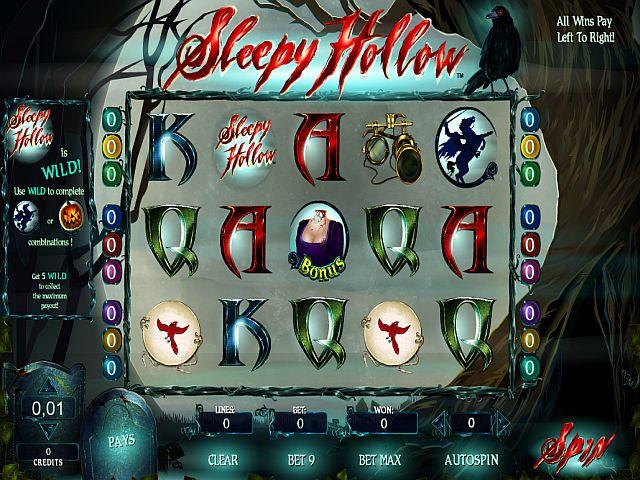 Sleepy Hollow Slot