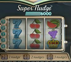 super nudge 6000 spielen