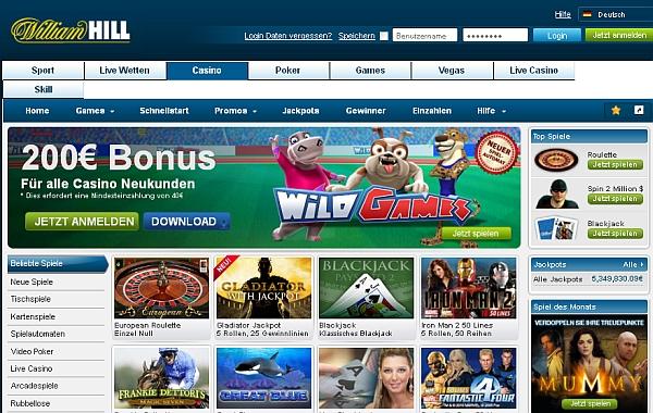william hill online casino spielautomaten online kostenlos spielen