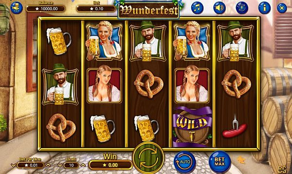 Wunderfest Spielautomat